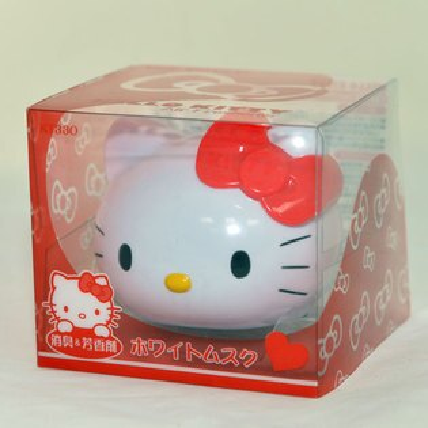 Hello Kitty 芳香劑 日本帶回 正版商品