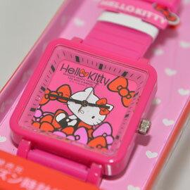 Hello Kitty 蝴蝶結 造型手錶 日本限定 日本帶回正版品