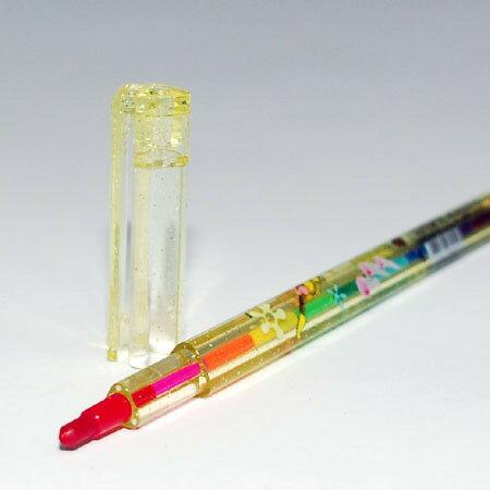 海綿寶寶 多色 彩虹筆 正版 開學必備 辦公文具