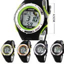電子錶 戶外多功能手錶 運動錶 矽膠表腕錶