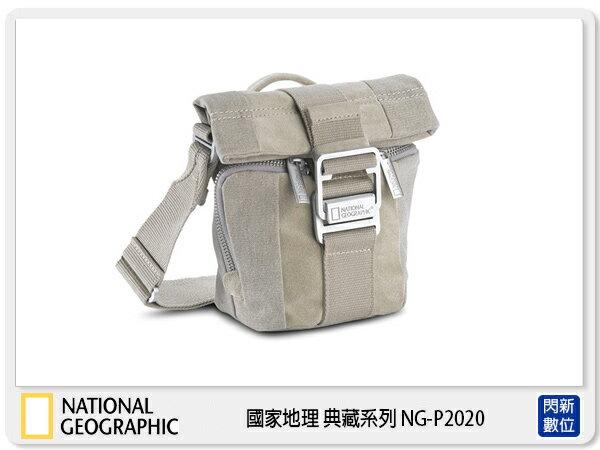 【分期0利率,免運費】National Geographic 國家地理 PRIVATE NG P2020 典藏小型 相機包 (NGP2020,典藏系列)