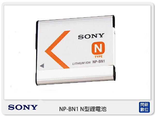 【分期0利率,免運費】SONY NP-BN1 原廠電池 (NPBN1,公司貨) 適用QX100 QX10 TX66 TX30 TX10 WX80 W710