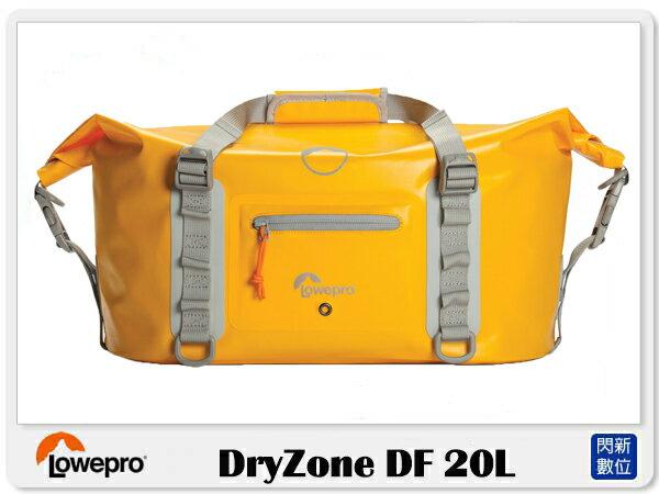 【分期0利率,免運費】Lowepro 羅普 DryZone DF 20L 防水 族旅行袋 肩包 側背包 相機包 (立福公司貨)
