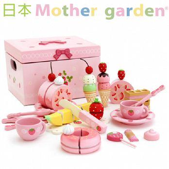 日本【Mother Garden】野草莓蜜糖下午茶點心盒 - 限時優惠好康折扣
