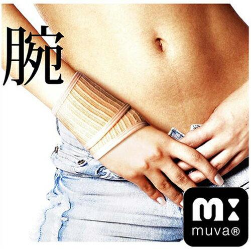 MUVA遠紅外線負離子吸溼排汗護腕SA2001