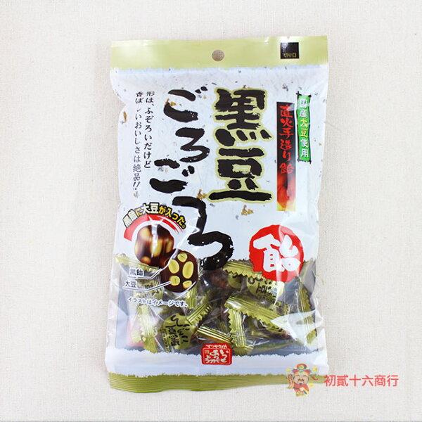 【0216零食會社】日本松屋-黑豆脆糖120g