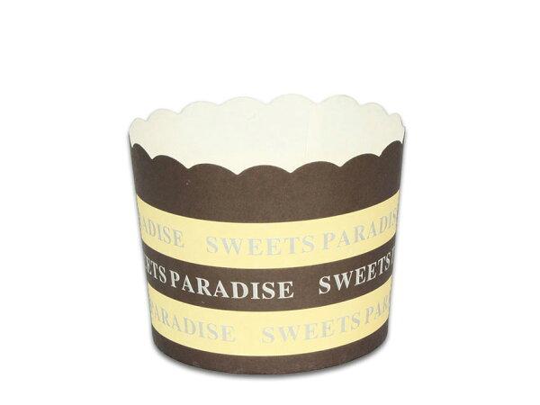 瑪芬杯、杯子蛋糕、烘烤紙杯 MF6256-13 Sweets paradise(50pcs/包)