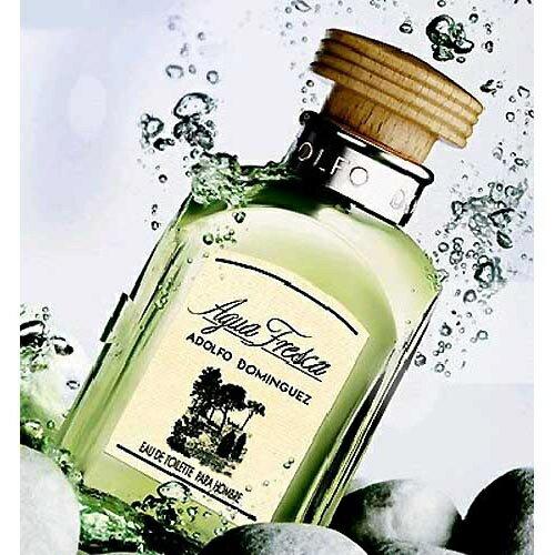 Agua fresca eau de toilette vaporizador promo 120 ml - adolfo dominguez 0