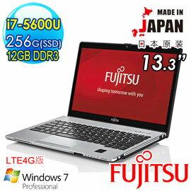 【Dr.K 數位3C 】Fujitsu 富士通 S935-PB722LTE 13.3吋/防眩光鎂合金/全機日本製造/指紋辨識系統/WIN7PRO