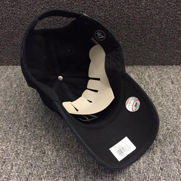 BEETLE 47 BRAND 老帽 亞特蘭大勇士 ATLANTA BRAVES DAD 大聯盟 MLB 黑魂 全黑 MN-405 2