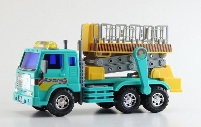 小小家 磨輪交通號誌維修車 32816 2