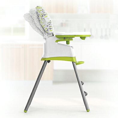 義大利【Chicco】Stack三合一多功能成長高腳餐椅(6M-3Y)-藍 7