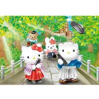 凱蒂貓週邊商品推薦到Hello Kitty畢業季拼圖300片