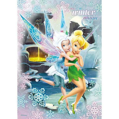 Fairies奇妙仙子(A)拼圖108片