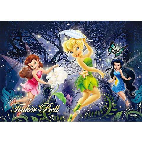 Fairies奇妙仙子(B)拼圖108片