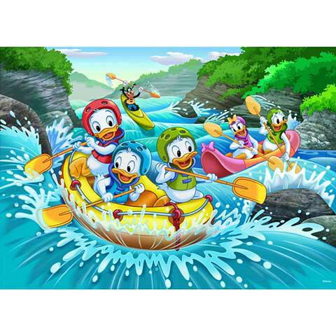 Donald Duck秀姑巒溪泛舟拼圖520片