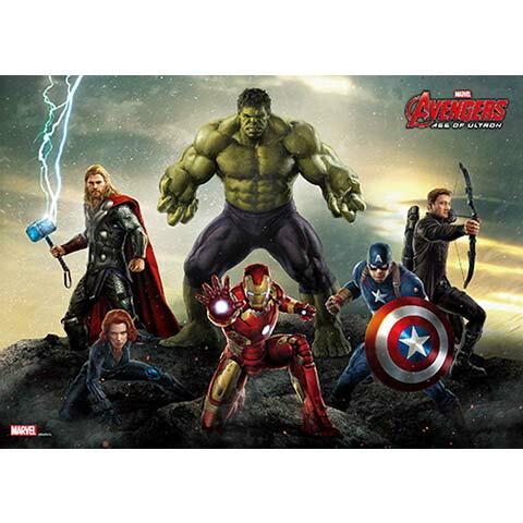 Avengers Movie 2  復仇者聯盟2:奧創紀元(1)拼圖108片