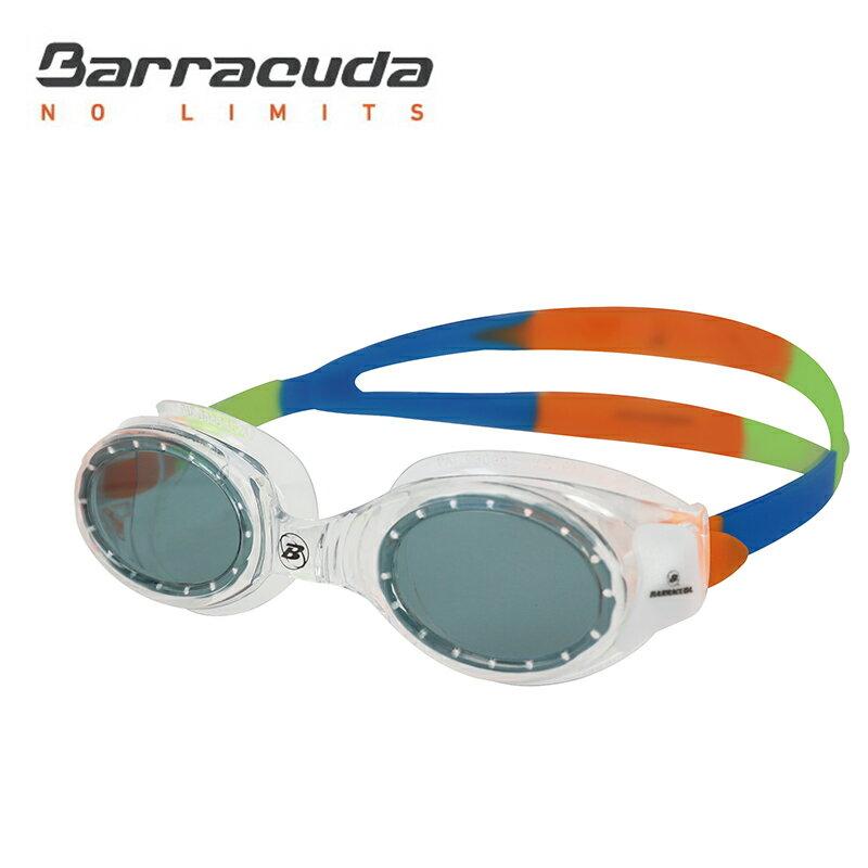 美國巴洛酷達Barracuda兒童運動型抗UV防霧泳鏡 REVIVE JR #7320 1