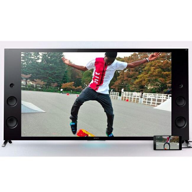 【SONY索尼】55吋 4K側光式 LED液晶顯示器/KD-55X9300C