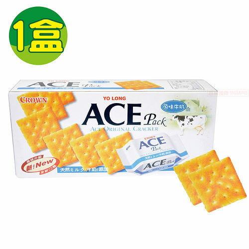 優龍ACE原味餅乾1盒【合迷雅好物商城】