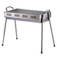 中秋節烤肉食材到妙管家 特級不鏽鋼烤肉爐/烤肉架 HKR-55