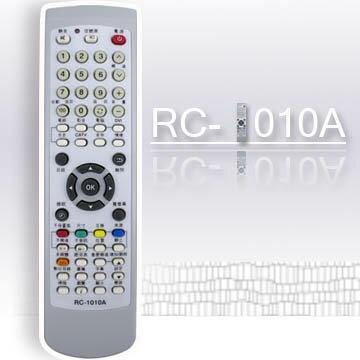 【遙控天王 】RC-1010A (ZINWELL兆赫/AKAI阿凱/Albatron青雲科技/CHUN青雲/CRESCO光軒/Fujimaru 富士丸/SYNCO新格/TES/VIZIO瑞軒) 液晶/電漿/LED全系列電視遙控器**本單價為單支價格**