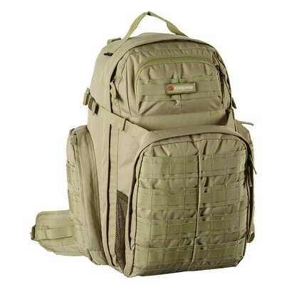 Caribee Ops Military Style Pack (olive/sand) 0