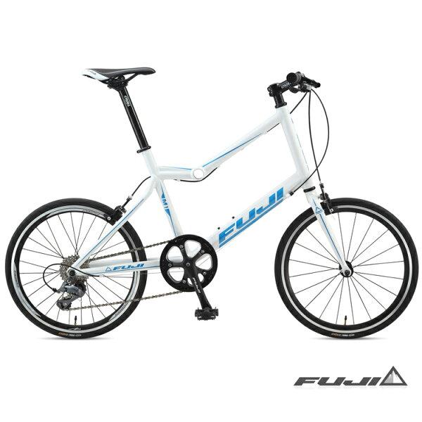 FUJI M1小徑車(15) / 城市綠洲 (自行車、腳踏車、富士)
