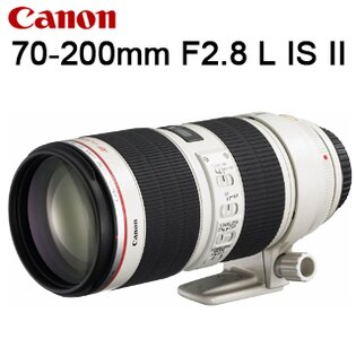 【★送B+W 77mm MRC UV 多層度膜保護鏡】CANON EF 70-200mm / F2.8 L IS II USM 【公司貨】→ATM / 黑貓貨到付款 加碼送單眼專用腳架(LT6661)