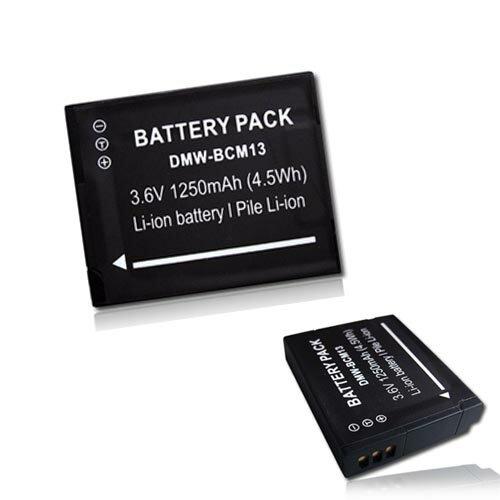 PANASONIC DMW-BCM13 專用鋰電池