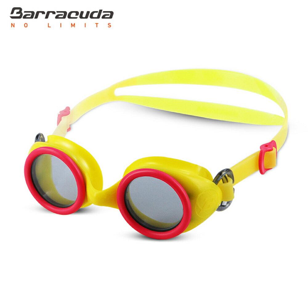 美國巴洛酷達Barracuda兒童抗UV防霧泳鏡-WIZARD#91355 1