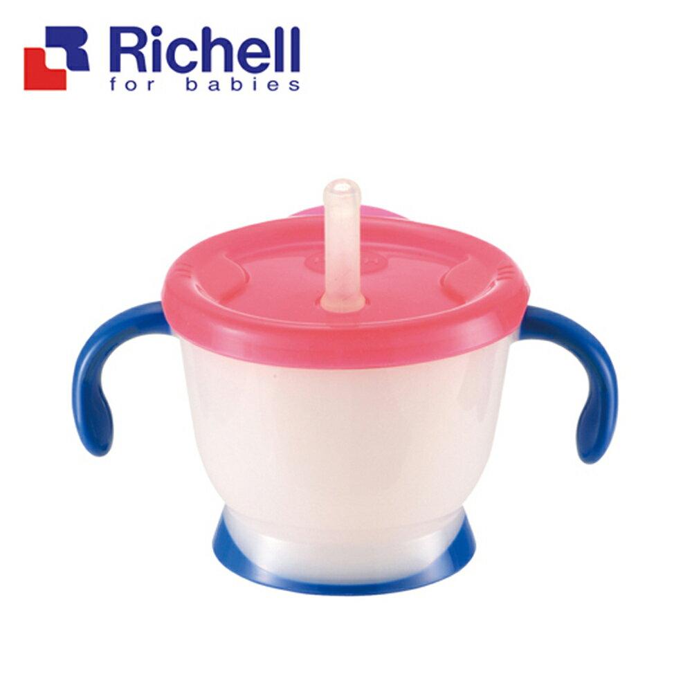 【全系列特價68折】日本【Richell-利其爾】藍海夢訓練杯-150ml - 限時優惠好康折扣