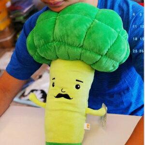 美麗大街【105080325】 可愛花椰菜12吋娃娃 玩偶 公仔