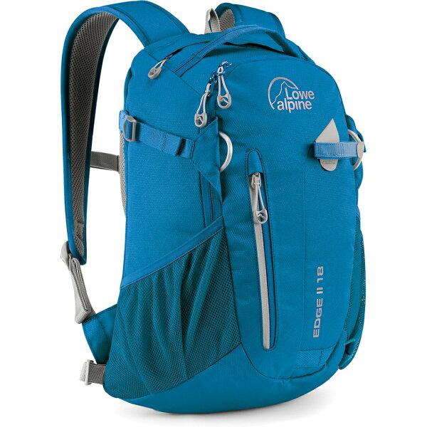├登山樂┤Lowe alpine Edge II 18L 休閒健行後背包 西洋藍 # FDP4918A