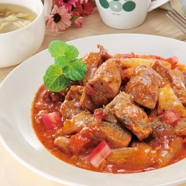 【奇美即食料理】蕃茄香草燉肉調理包230G