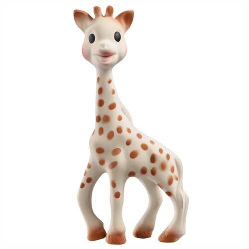 Vulli - Sophie la Girafe蘇菲長頸鹿固齒器 法國純手工製造 原廠代理正品 0