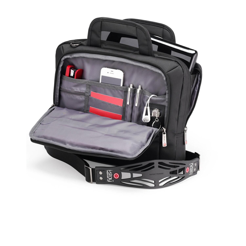 iStay 13.3 inch tablet, netbook, ultrabook bag (black) 1