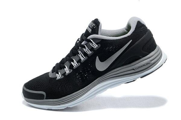 Nike Roshe Run Flyknit 倫敦編織飛線 慢跑鞋 運動鞋 男鞋 黑炭灰