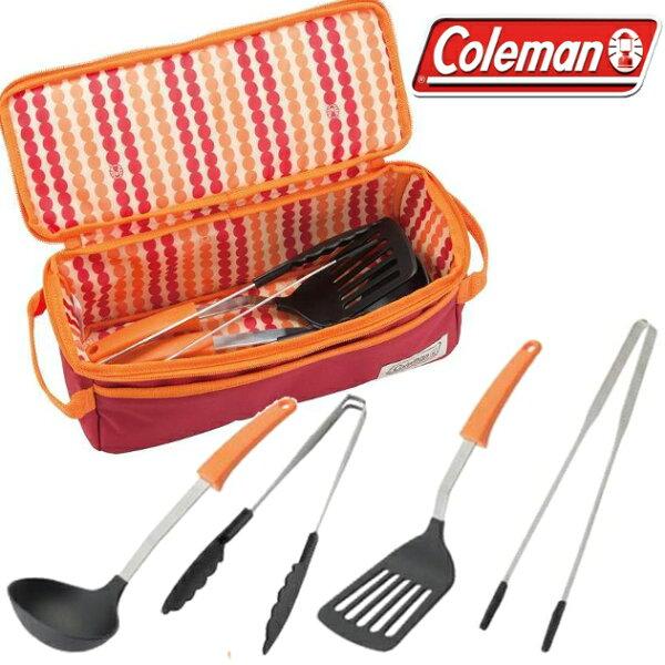 Coleman 露營廚具/野炊廚具/料理工具組II CM-26808M000/台北山水
