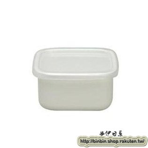 野田琺瑯密封盒/野田琺瑯系列/772-514