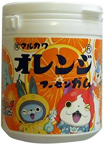 有樂町進口食品 日本進口 丸川妖怪手錶罐裝口香糖 4902747270226 - 限時優惠好康折扣