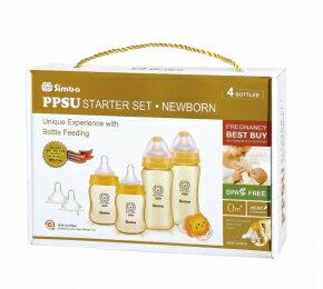 『121婦嬰用品館』辛巴 PPSU健康禮盒 0