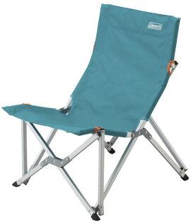 【鄉野情戶外專業】 Coleman |美國|  休閒椅 樂活椅-水藍_CM-6994JM000