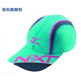 (陽光樂活)- MIZUNO 美津濃 運動路跑帽 J2TW450318