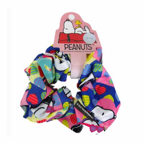 【真愛日本】15082900027 大腸圈髮束-SN愛心墨鏡 耳機 大腸圈 配件 髮飾 飾品 史努比 Snoopy