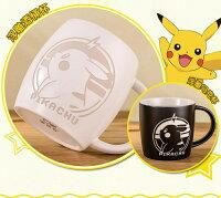 Pokemon:精靈寶可夢到口袋妖怪pokemon寶可夢動漫周邊皮卡丘情侶陶瓷杯