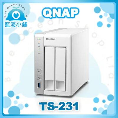 QNAP 威聯通 TS-431 4Bay NAS 網路儲存伺服器