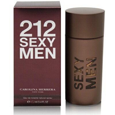 212 sexy men eau de toilette vaporizador 50 ml carolina herrera 0