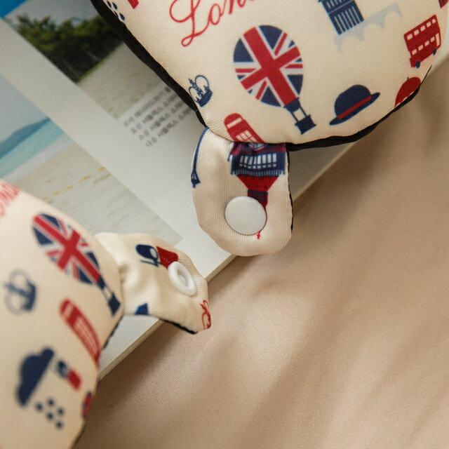 旅人眼罩+頸枕  紓壓/休息 便利實用   3色可選 7
