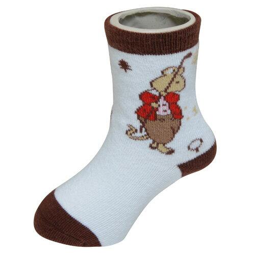 『121婦嬰用品館』狐狸村 高爾夫短筒襪 (9-11cm)